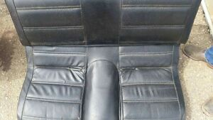 1971 - 1973 Ford Mustang fastback rear seat