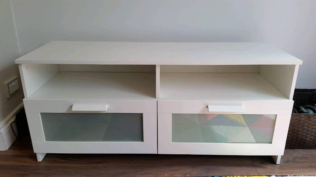 ikea brimnes tv cabinet wardrobe excellent condition in ealing london gumtree. Black Bedroom Furniture Sets. Home Design Ideas