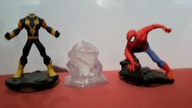 Disney Infinity 2.0 xbox 360 spiderman play set