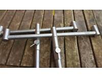 Stainless sticks and bars