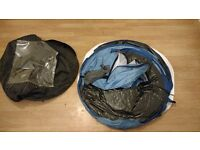 2 Man pop up tent never been used