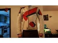 Frank Thomas Motorcycle Bike Jacket