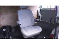 Captain seat t4 transporter