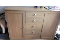 Good spacious storage cupboard can be placed anywhere in your house, good condition
