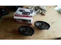 Pioneer 6 x 4 car speakers