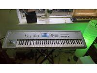 Korg Triton Pro Synthesizer workstation keyboard with MOSS