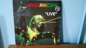 Reggae Vinyl Albums. 1