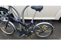 Great folding bike for sale