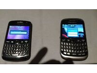 BlackBerry Curve 9320 & 9360- Black (Unlocked) Smartphone