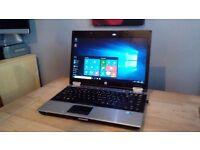 "Hp Elite Laptop / 'i5""Core / Windows 10-Pro"