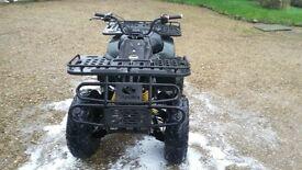 quad kazuma dingo150cc for sale !650£