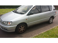 2000 TOYOTA PICNIC 6 SEATER AUTOMATIC UK MODEL