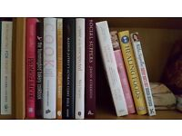 Various cookbooks