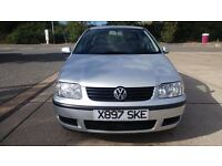VOLKSWAGEN POLO S 1.4// STAMPED SERVICE HISTORY//2 FAMILY OWNERS FROM NEW £750
