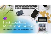 Fast Loading! Modern Mobile Optimized Websites for Small Business in Affordable Price!