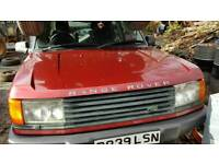 P38 Range Rover 2.5TD breaking for parts