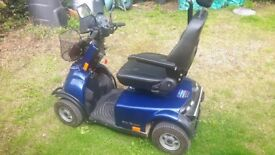 The best Xcountry scooter ever made.