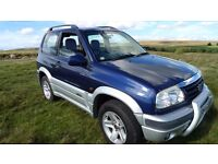 SUZUKI GRAND VITARA, 2004 1.6L SWB. North Somerset