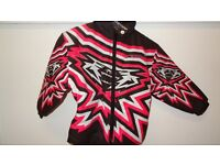 wulfsport jacket motocross motox quad youth kids sixe 28 approx age 8-9