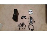 Xbox 360 Console & Controller - reconditioned with 10 months warranty (unwanted present)