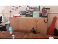Large storage cupboard