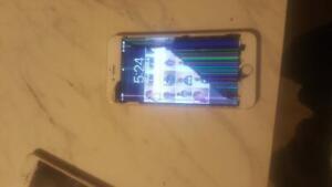 BROKEN IPHONE SCREE/LCD REPAIR 20 MINUTE $39.99 416-562-7355 ON SPOT ALL IPHONE
