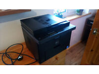 2x DELL color laser printer Dell C1765 for parts