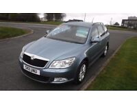 SKODA OCTAVIA ELEGANCE ESTATE,2011,1 Previous Owner,Alloys,A/ C,Cruise Control,Full Service History