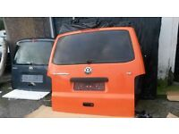 VW T5 T5.1 TRANSPORTER CARAVELLE MULTIVAN TAILGATE WITH GLASS GOOD CONDITION MANY MORE IN STOCK DOOR