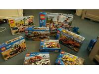 SOLD HUGE LEGO COLLECTION