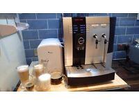 coffee machine bean to cup JURA X9
