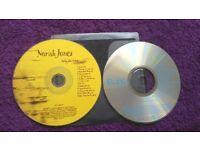 2 norah jones cds