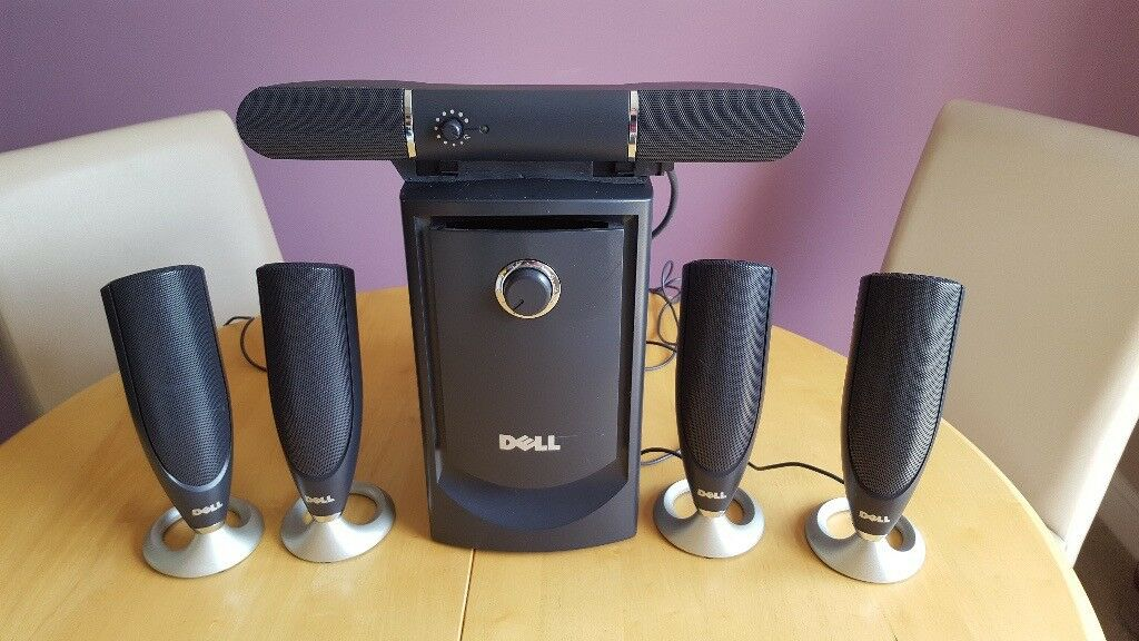 DELL Surround Sound Speaker System