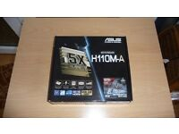 ASUS Motherboard, INTEL Core i5 6600 Skylake Processor, Creative Soundcard & ASUS Wireless Adapter