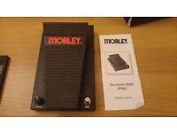 Morley PWA Pro series Wah pedal
