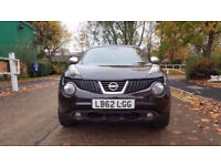 2012 Nissan Juke 1.6 16v Shiro 5dr Manual FULL LEATHER SEATS - low miles1