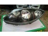 Seat altea leon toledo n/s left front head light lamp