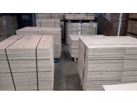 NEW!! HARDWOOD FACED PLYWOOD SHEETS....*****CHEAP*****