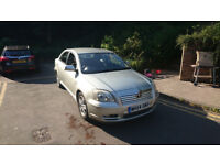 Toyota Avensis 2.0l D-4D saloon 54 plate for sale.
