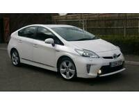 2014 14 REG TOYOTA PRIUS 1.8 HYBRID T SPRIT UK MODEL PCO REGESTERED UBER APPROVED