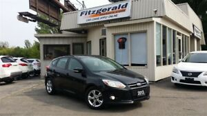 2013 Ford Focus SE - ONLY 65KM! HEATED SEATS! CARPROOF CLEAN!