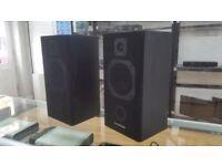 2x Wharfedale Speakers