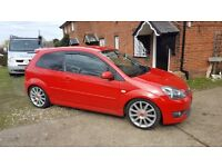 Ford Fiesta ST RED low mileage