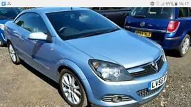 Vauxhall astra twintop design cdti stunning