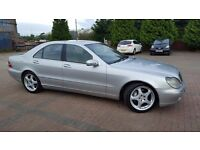 Mercedes S500 for Sale - £1995