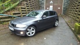 BMW 116i Grey, SOUTH WEST BASED