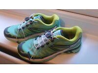 Salomon wings pro 2 trail shoes ladies 4.5uk
