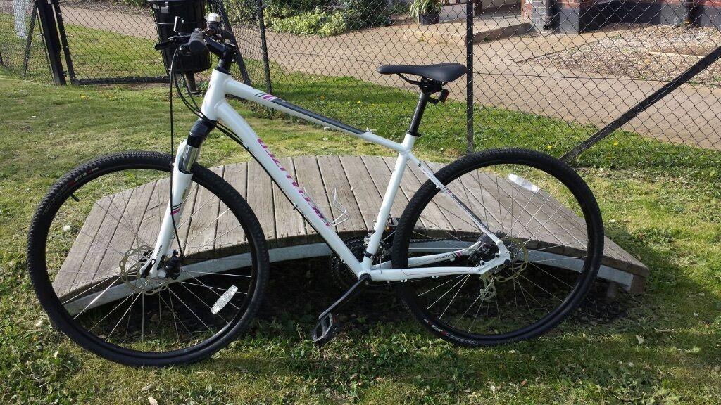 Specialized Ariel Disc Womens Hybrid Commuter Bike L
