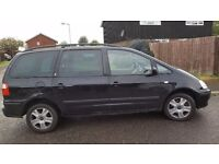 2001 Ford Galaxy 1.9 TDI for spares or repair