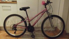 Girls Bike 24 inch Excellent Condition